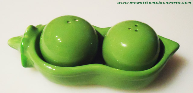 Two peas in a pod ma petite maison verte - Two peas in a pod salt and pepper shakers ...